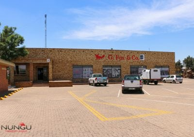 Warehouse Exterior 1