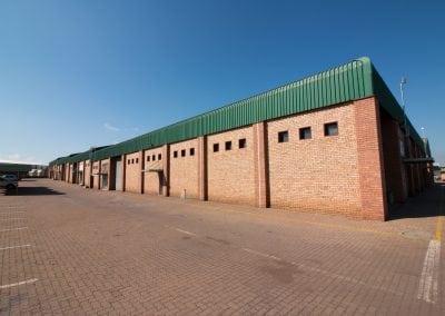 Warehouse Exterior 5