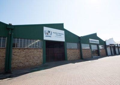 Warehouse Exterior 7